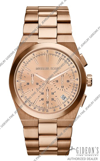 Michael Kors Channing Rose Quartz Chronograph MK5927