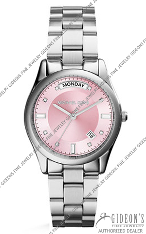 Michael Kors Colette Stainless Steel Watch MK6069