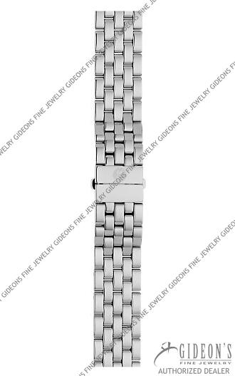 Michele Urban Mini Stainless Steel Bracelet MS16AR235009 16 mm