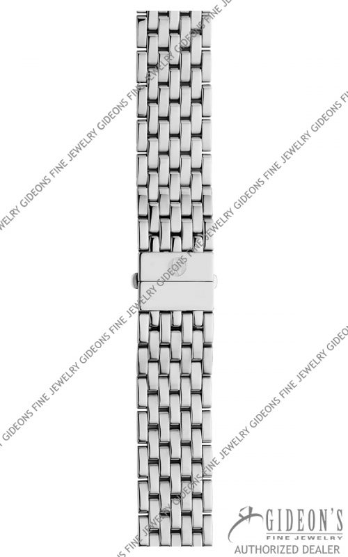 Michele CSX 36 Stainless Steel Bracelet MS18AT235009 18 mm