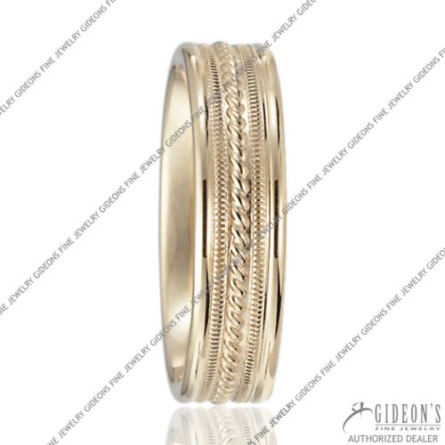 Benchmark Carved Bands RECF56440 6 mm