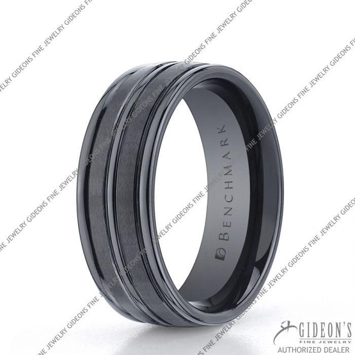 Benchmark Alternative Metal Seranite Bands RECF58180CM 8 mm