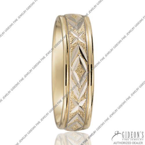 Benchmark Carved Bands RECF9601 6 mm