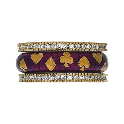 Hidalgo Stackable Rings Other Collections Set (RS7520 & RR1378)