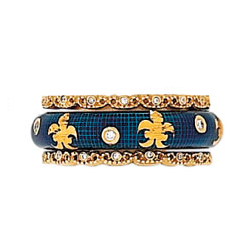 Hidalgo Stackable Rings Other Collections Set (RS7560 & RS7414)
