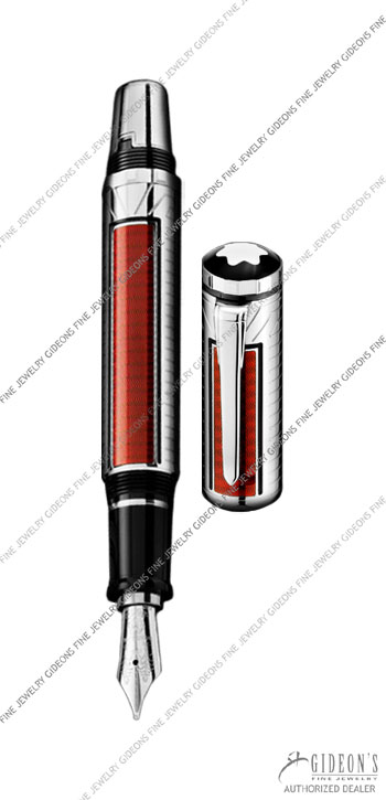 MontBlanc Sir Henry Tate Limited Edition 36985 Fountain Pen