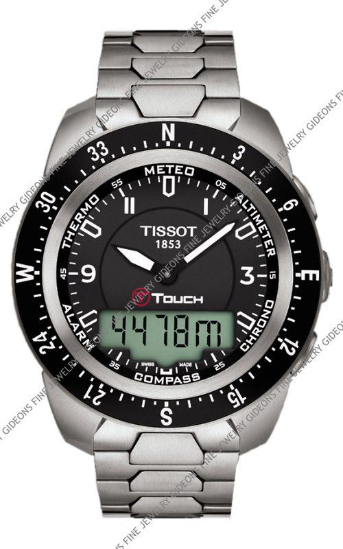 Tissot T-Touch Expert Pilot Quartz T013.420.44.057.00