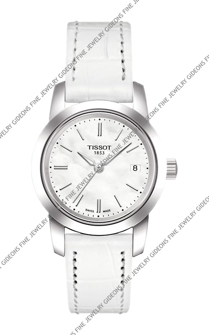 Tissot Classic Dream Quartz T033.210.16.111.00