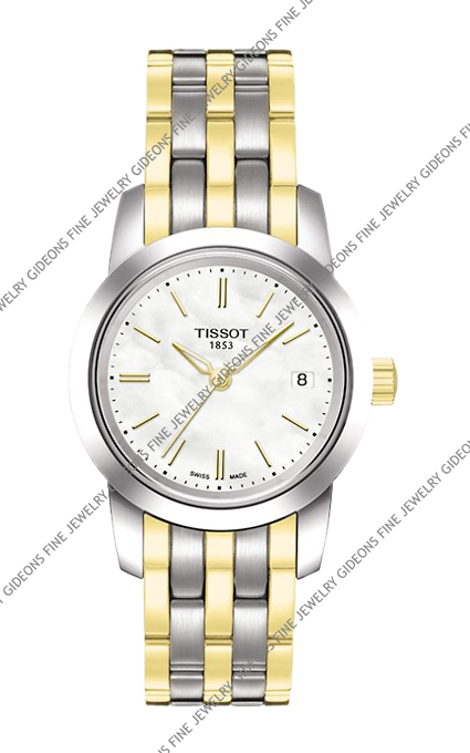 Tissot Classic Dream Quartz T033.210.22.111.00