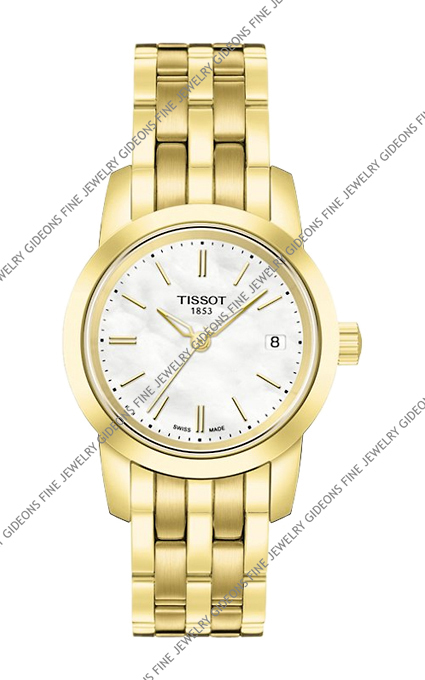 Tissot Classic Dream Quartz T033.210.33.111.00