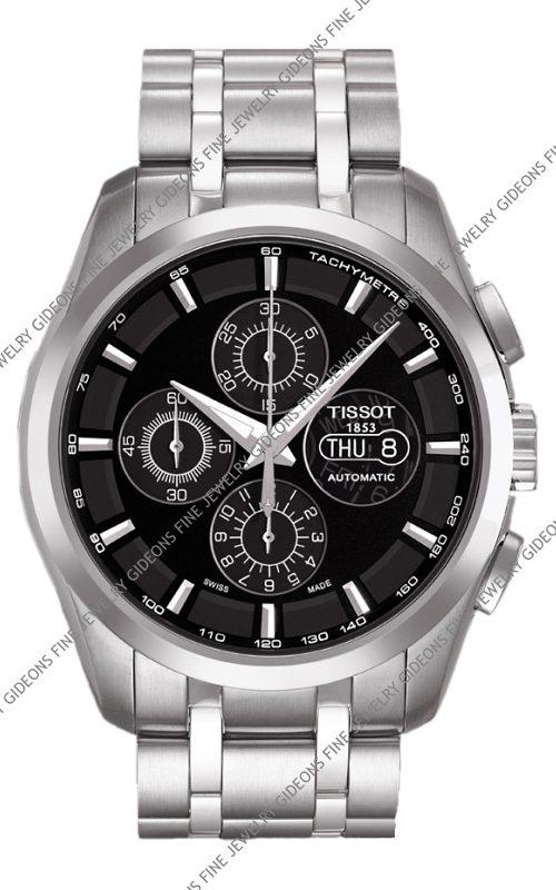 Tissot Couturier Automatic Chronograph T035.614.11.051.00