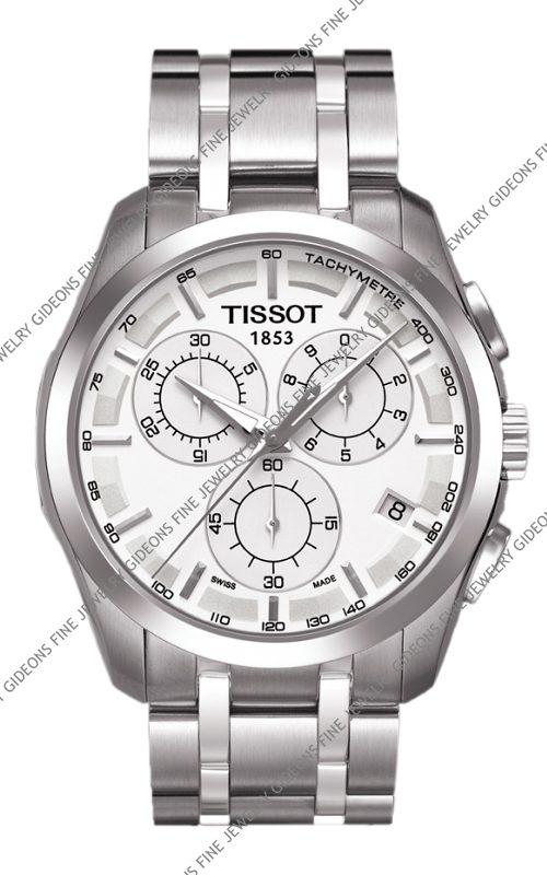 Tissot Couturier Quartz Chronograph T035.617.11.031.00