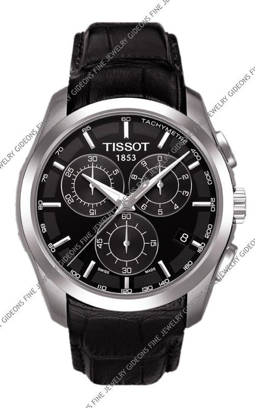 Tissot Couturier Quartz Chronograph T035.617.16.051.00