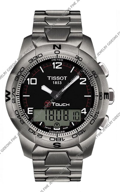 Tissot T-Touch II Quartz T047.420.44.057.00