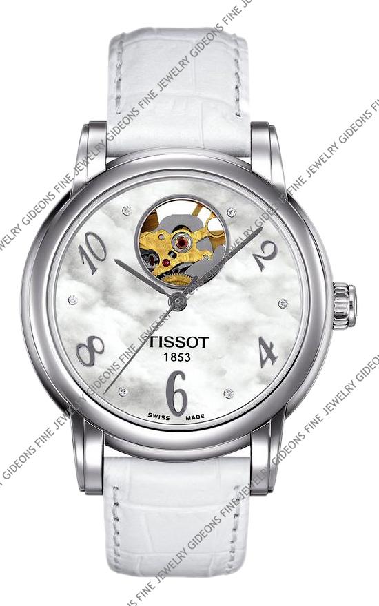 Tissot Lady Heart Automatic T050.207.16.116.00