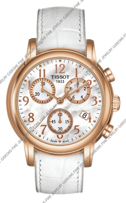 Tissot Dressport Quartz Chronograph T050.217.36.112.00