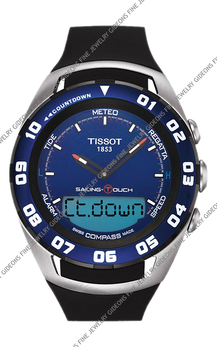 Tissot Sailing-Touch Quartz Chronograph T056.420.27.041.00