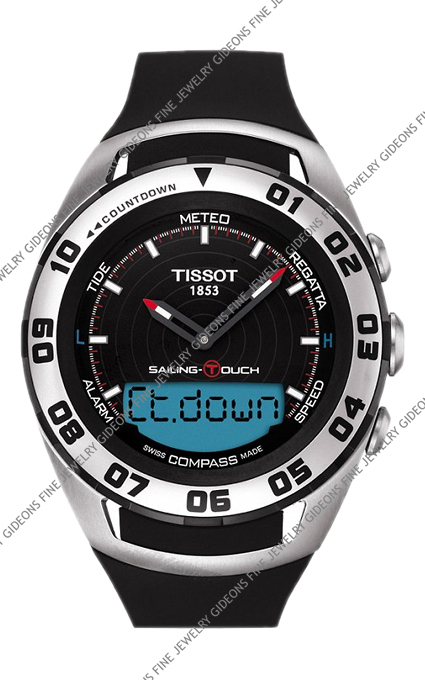 Tissot Sailing-Touch Quartz Chronograph T056.420.27.051.01