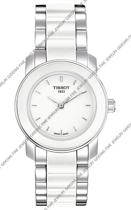 Tissot T-Cera Quartz T064.210.22.011.00