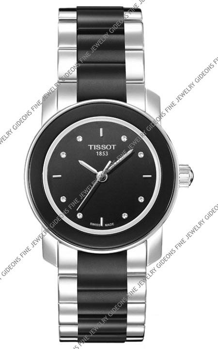 Tissot T-Cera Quartz T064.210.22.056.00