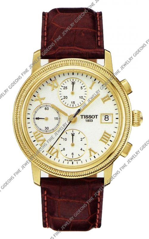 Tissot T-Gold Bridgeport Automatic T71.3.465.13