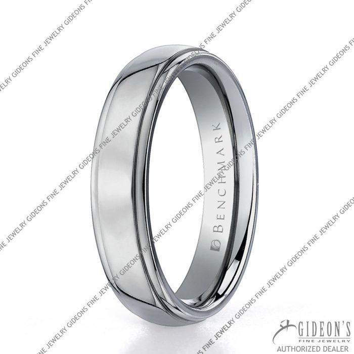 Benchmark Alternative Metal Titanium Bands TI550 5 mm