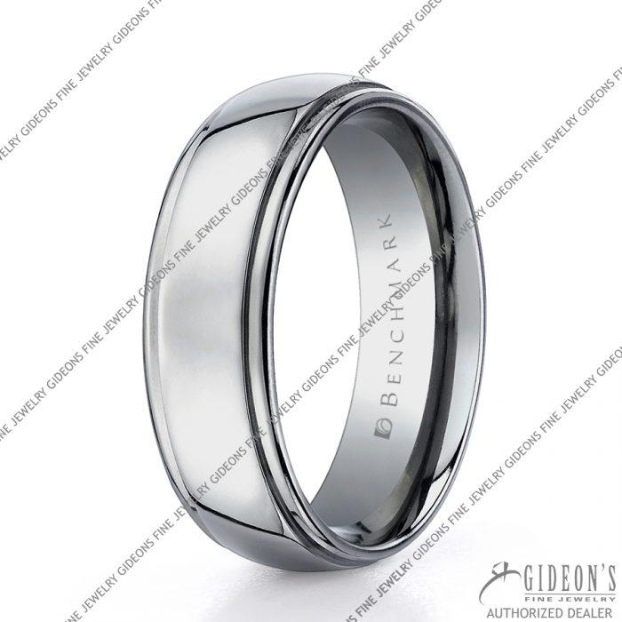 Benchmark Alternative Metal Titanium Bands TI570 7 mm