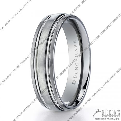 Benchmark Alternative Metal Titanium Bands TICF56444 6 mm