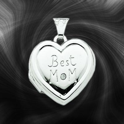 Quality Gold Heart Locket XL319