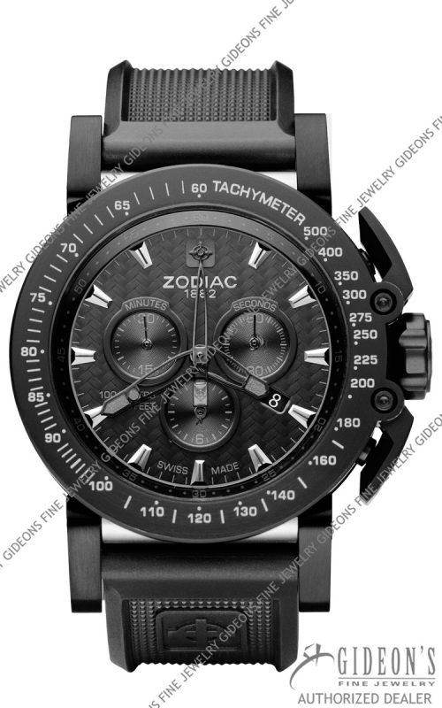 Zodiac Racer ZMX-02 Quartz Chronograph Watch ZO8516