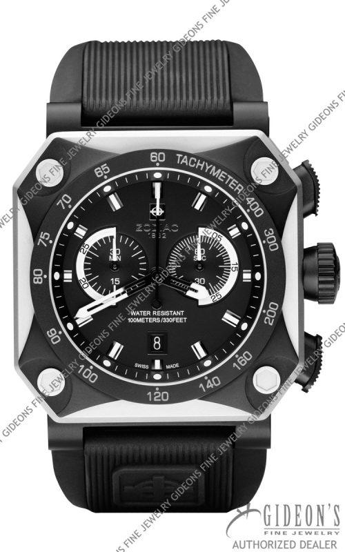 Zodiac Adventure Quartz Chronograph Watch ZO8518