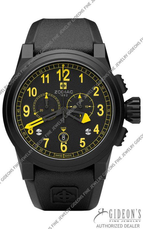 Zodiac Aviator Quartz Chronograph Watch ZO8528