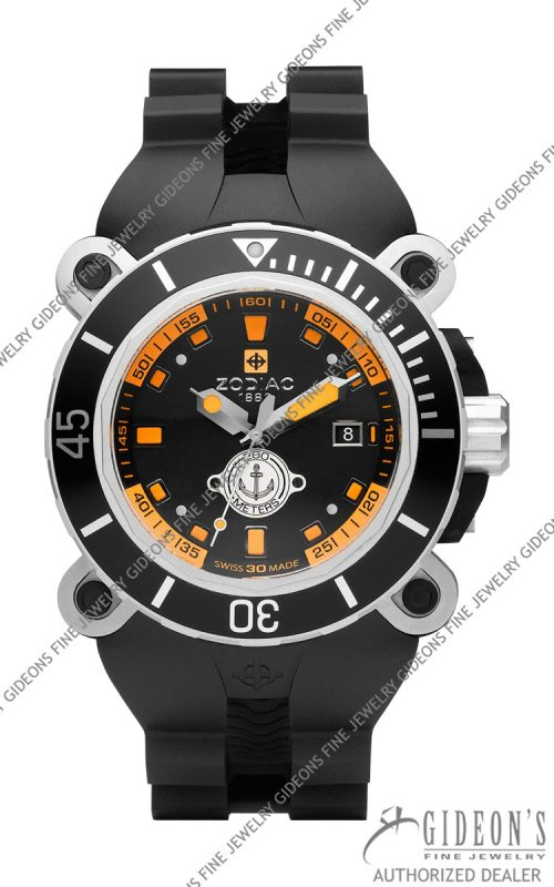 Zodiac Diver ZMX-05 Quartz Watch ZO8531