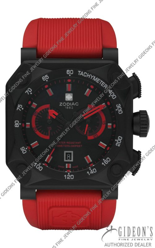 Zodiac Adventure Quartz Chronograph Watch ZO8534