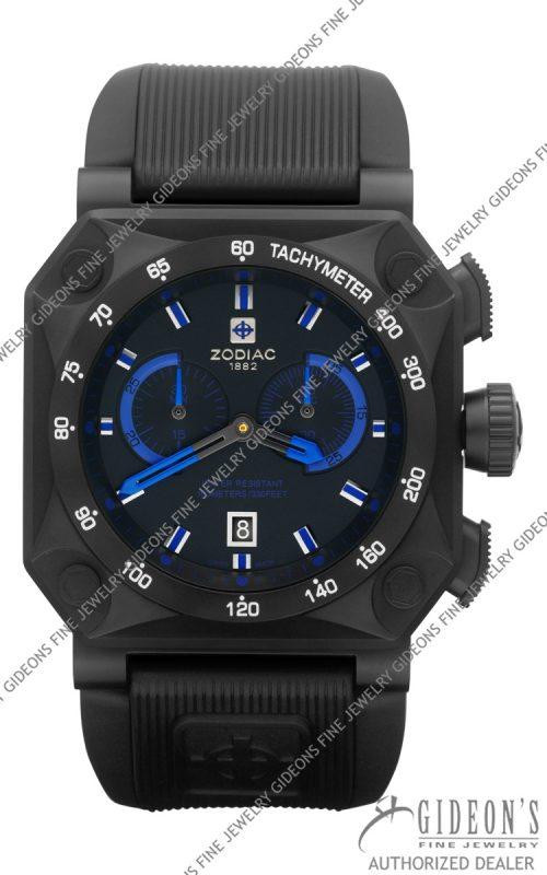 Zodiac Adventure Quartz Chronograph Watch ZO8538