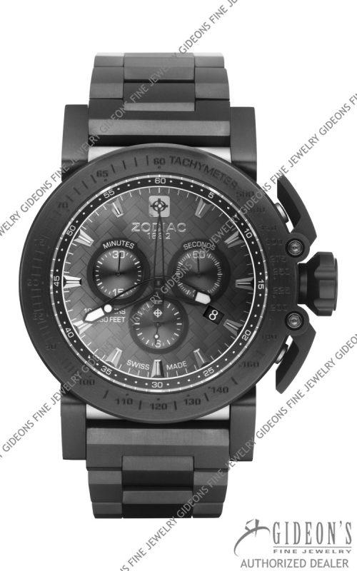 Zodiac Racer ZMX-02 Quartz Chronograph Watch ZO8540