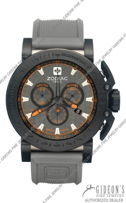 Zodiac Racer ZMX-02 Quartz Chronograph Watch ZO8541