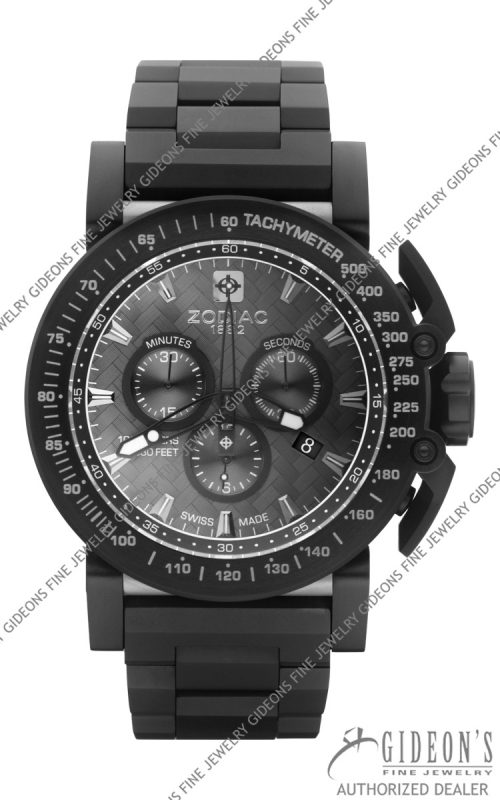 Zodiac Racer ZMX-02 Quartz Chronograph Watch ZO8542