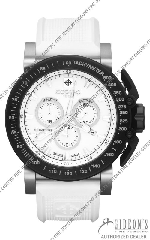Zodiac Racer ZMX-02 Quartz Chronograph Watch ZO8543