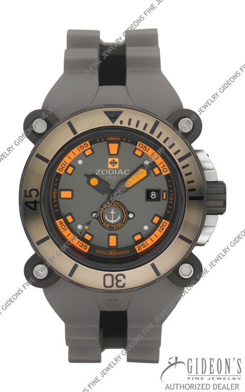Zodiac Diver ZMX-05 Quartz Watch ZO8549