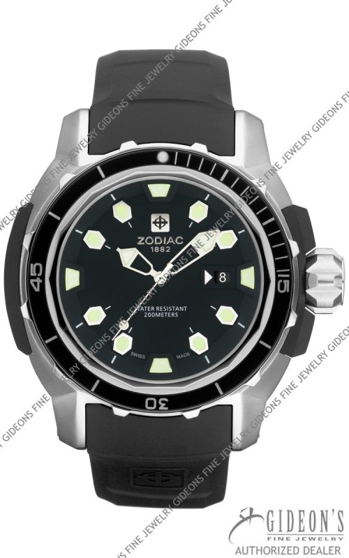 Zodiac Diver Quartz Watch ZO8601