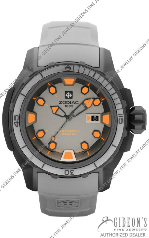 Zodiac Diver Quartz Watch ZO8603