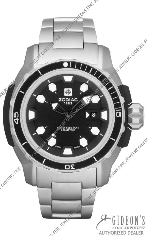 Zodiac Diver Quartz Watch ZO8604