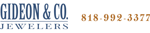 Gideon & Co. Jewelry Store Logo